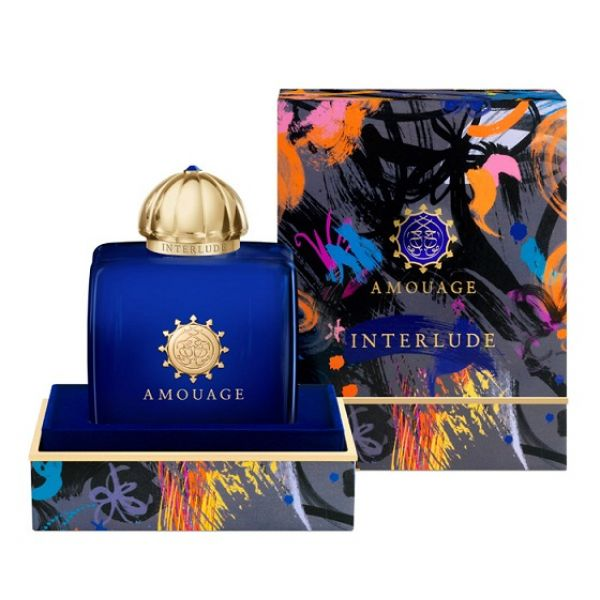 Amouage Interlude Woman 2 мл пробник