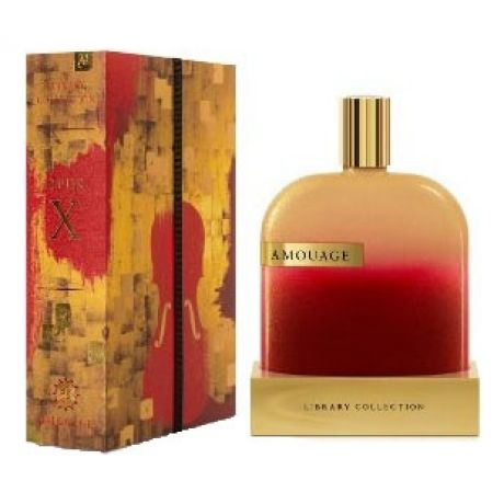 Amouage Opus X Library Collection