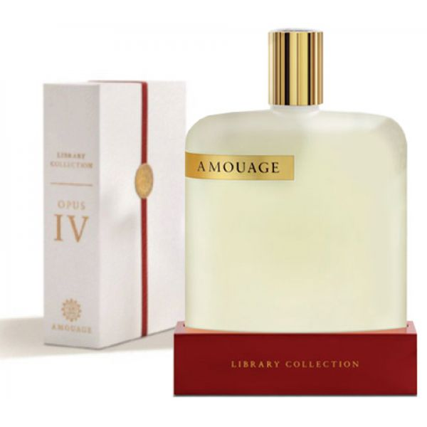 Amouage The Library Collection Opus IV 2 мл пробник