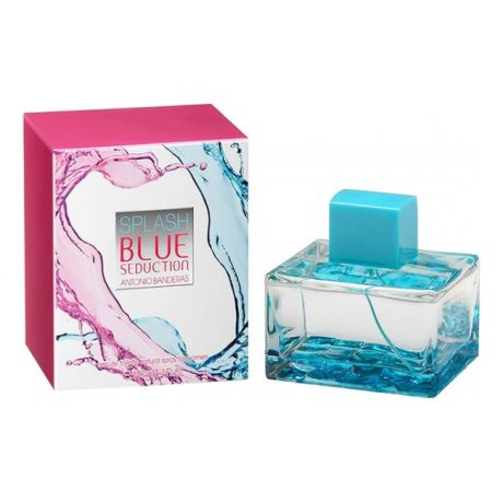 Antonio Banderas Blue Seduction Splash for Woman