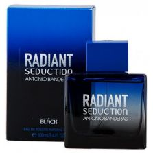 Antonio Banderas Radiant Seduction In Black for Men