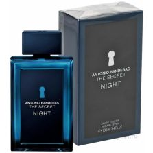 Antonio Banderas The Secret Night for Men