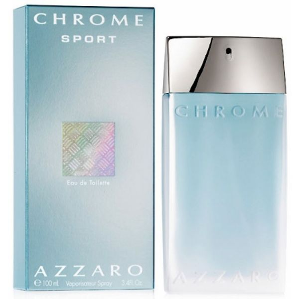 Azzaro Chrome Sport 100 мл