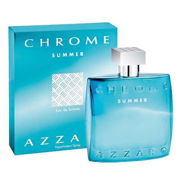 Azzaro Chrome Summer 100 ��