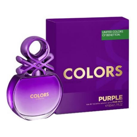 Benetton Colours Purple