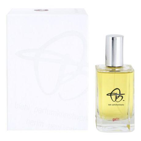 Biehl Parfumkunstwerke Geza Schoen gs 01