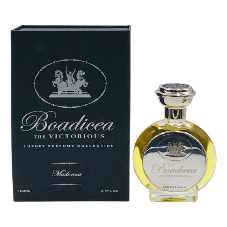 Boadicea The Victorious Madonna
