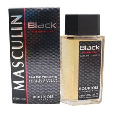 Bourjois Masculin Black Premium