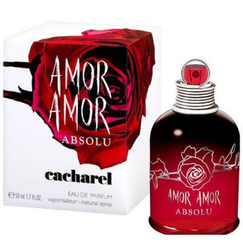 парфюмерная вода Cacharel Amor Absoluкашарель амор абсолю купить в