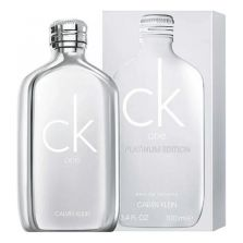 Calvin Klein One Platinum Edition