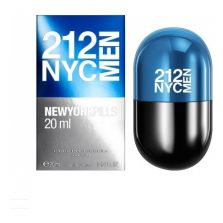 Carolina Herrera 212 NYC Men Pills