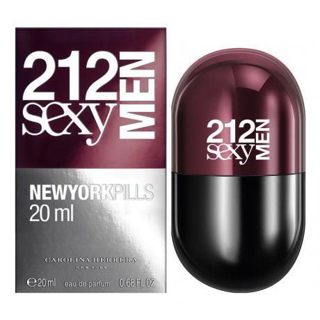Carolina Herrera 212 Sexy Men Pills
