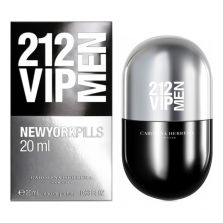 Carolina Herrera 212 VIP Men Pills