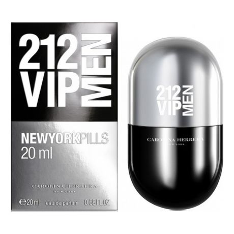 Carolina Herrera 212 VIP Men Pills