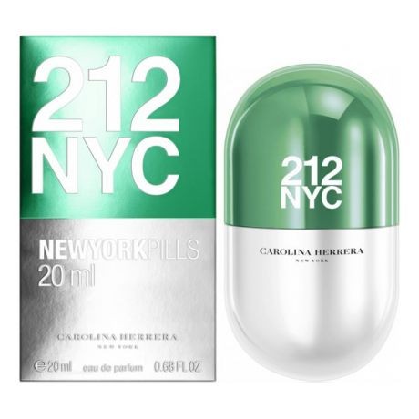 Carolina Herrera NYC Pills