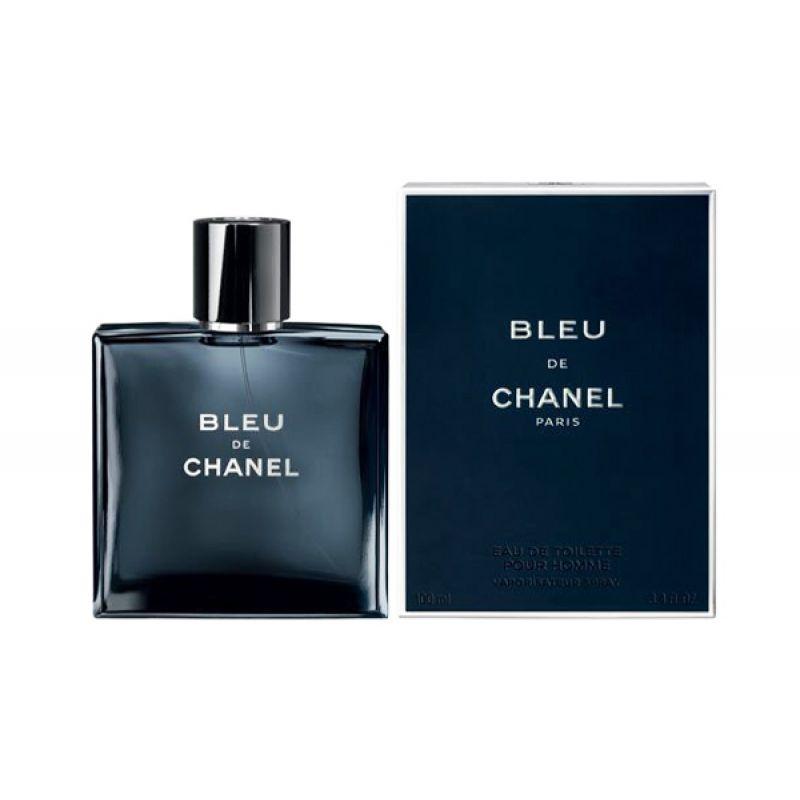 туалетная вода Chanel Bleu De Chanel шанель бле де шанель купить в