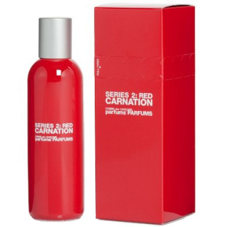 Comme des Garcons Series 2 Red Carnation