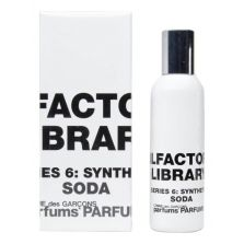 Comme des Garcons Olfactory Library Series 6: Synthetic Soda