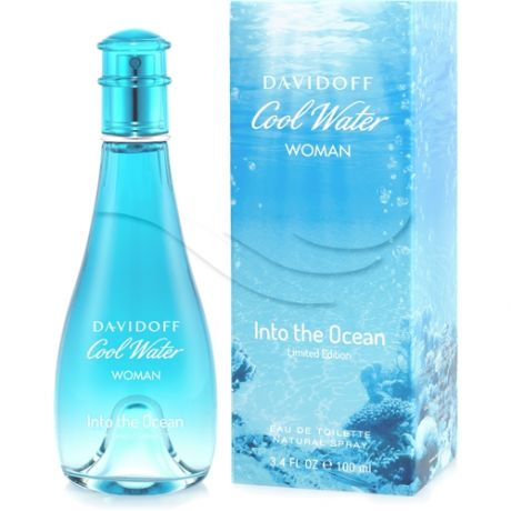 Davidoff Cool Water Into The Ocean Women