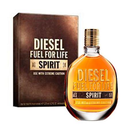 Diesel Fuel for Life Spirit