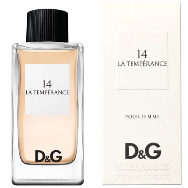 Dolce & Gabbana D&G Anthology 14 La Temperance тестер 100 мл