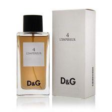 Dolce & Gabbana 4 L`Empereur