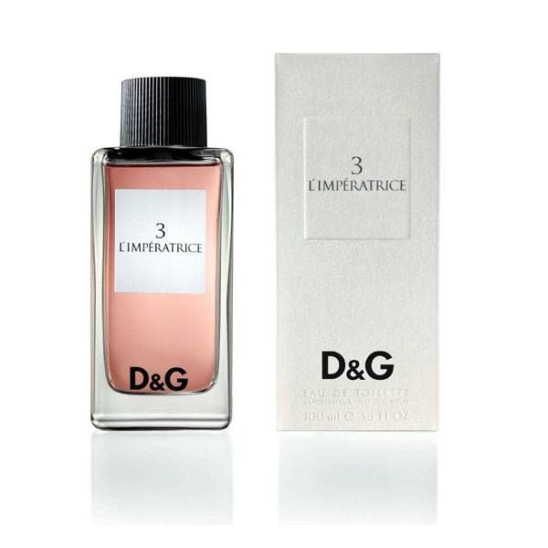 Dolce & Gabbana 3 L'Imperatrice 5 мл миниатюра