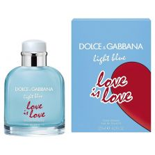 Dolce & Gabbana Light Blue Love Is Love Pour Homme