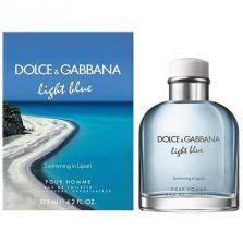 Dolce & Gabbana Light Blue Swimming in Lipari