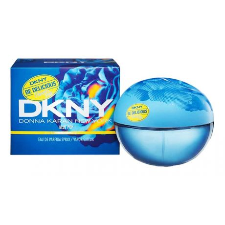 DKNY Be Delicious Flower Pop
