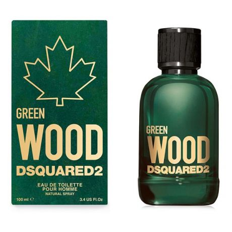 Dsquared2 Green Wood pour homme