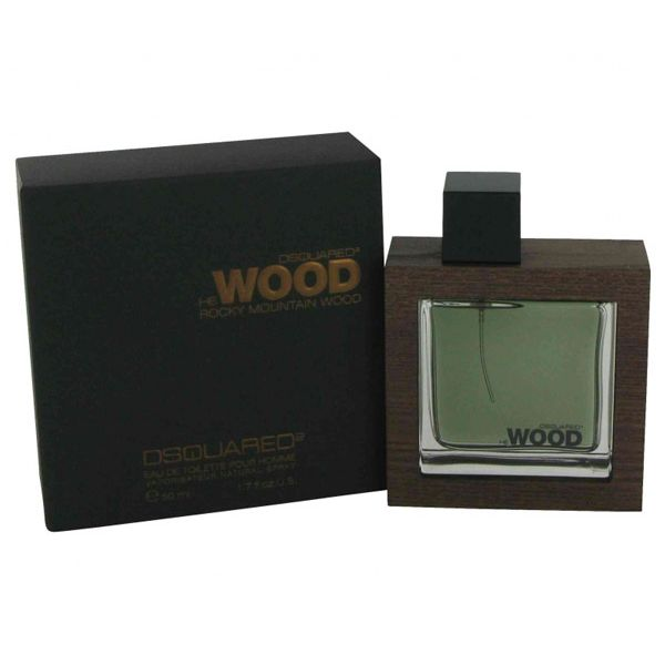 Dsquared2 He Wood Rocky Mountain Wood 50 мл