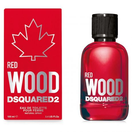Dsquared2 Red Wood Woman
