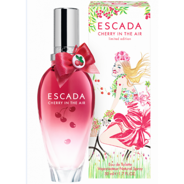 Escada Cherry In The Air 30 ��