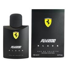 Ferrari Scuderia Black