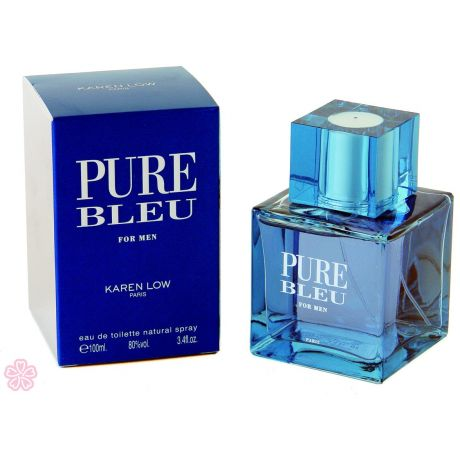 Geparlys Pure Bleu For Men
