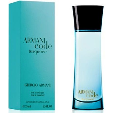 Giorgio Armani Armani Code Turquoise for Women