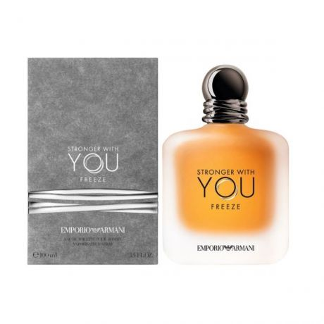 Giorgio Armani Stronger With You Freeze Eau de Toilette