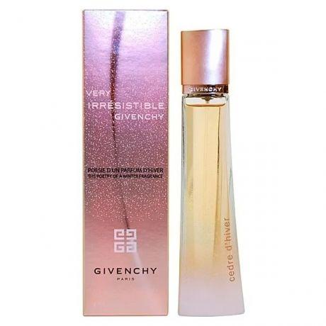 Givenchy Very Irresistible Poesie d'un Parfum d'Hiver Cedre d'Hiver