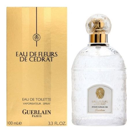 Guerlain Eau De Fleurs De Cedrat