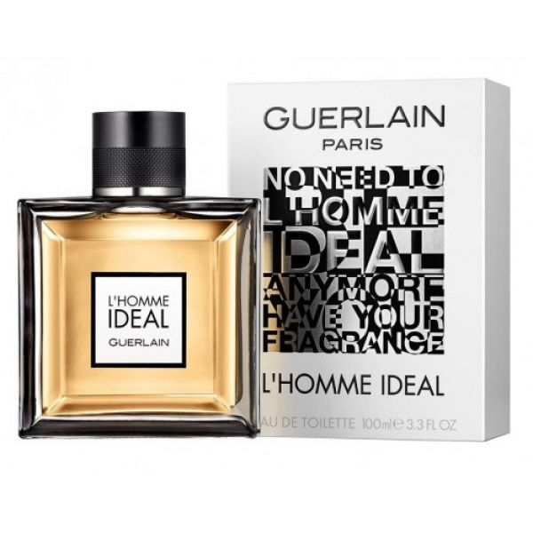 Guerlain L Homme Ideal 1 мл пробник