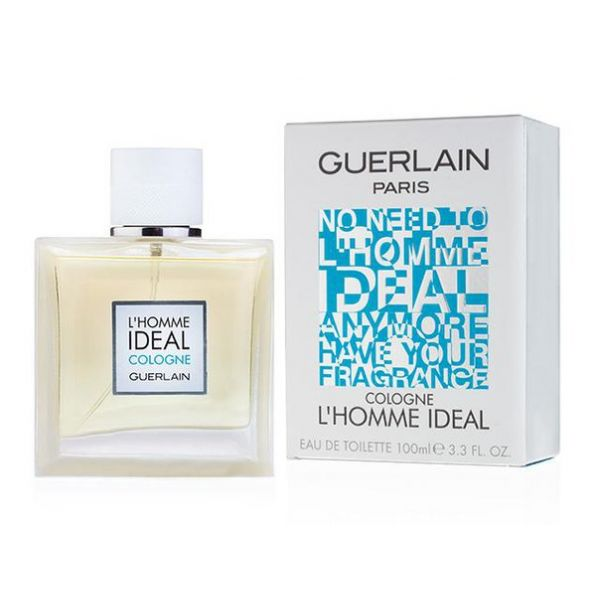 Guerlain L' Homme Ideal Cologne 2 мл пробник(спрей)