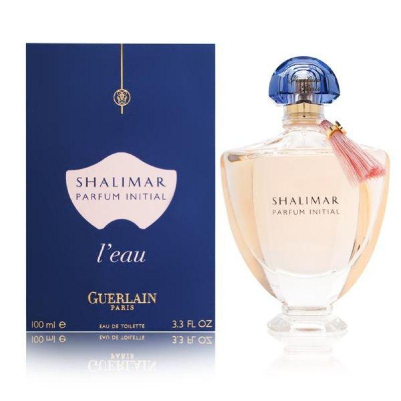 Туалетная вода Guerlain Shalimar Parfum Initial leau для женщин 100 мл.