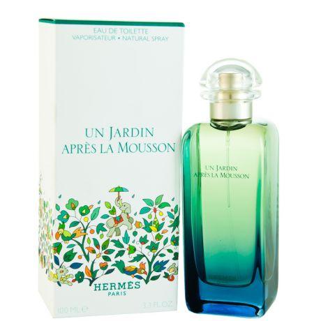 Hermes Un Jardin Apres La Mousson