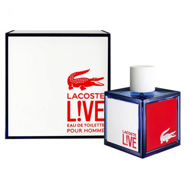 Lacoste Live Pour Homme тестер 100 мл