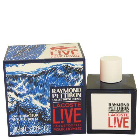 Lacoste Live Raymond Pettibon