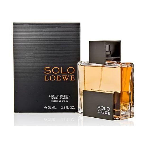 Loewe Solo 75 мл