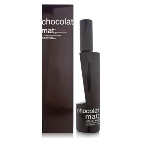 Masaki Mat Chocolate