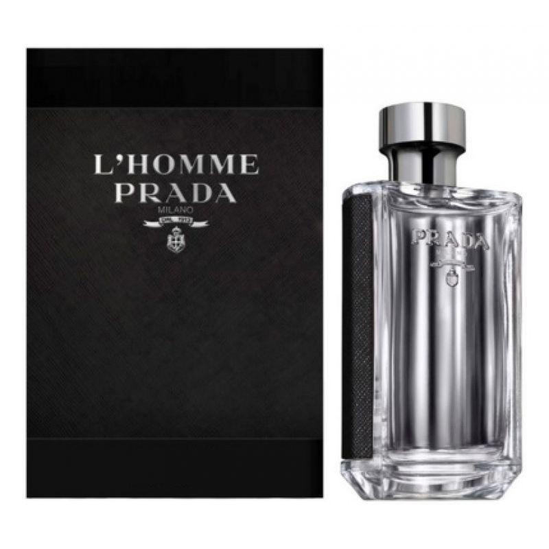 10728df6cd6e Туалетная вода Prada Prada L'Homme(Прада Эль Омм) купить в СПб по ...
