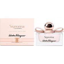 Salvatore Ferragamo Signorina Leather Edition